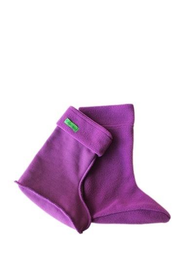 Karamela Çorap Mor